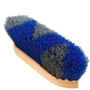 Leistner Dandy Brush blauw/zilver