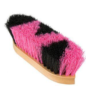 Leistner Dandy Brush zwart/rose