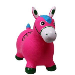 Jumpy Horse QHP roze