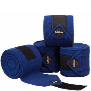 LeMieux bandages Benetton Blue