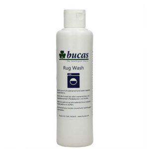 Bucas Wash fles 250 ml vooraanzicht