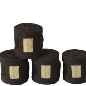 Fleece bandages Eskadron Heritage Black Mocca