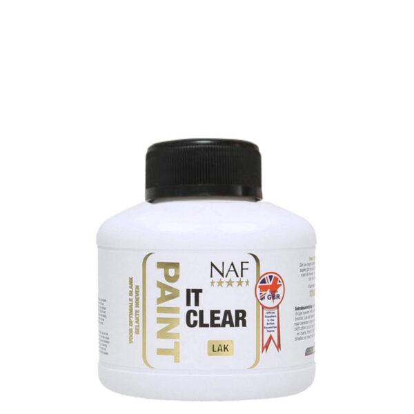 NAF Paint It Clear verpakking 250 ml