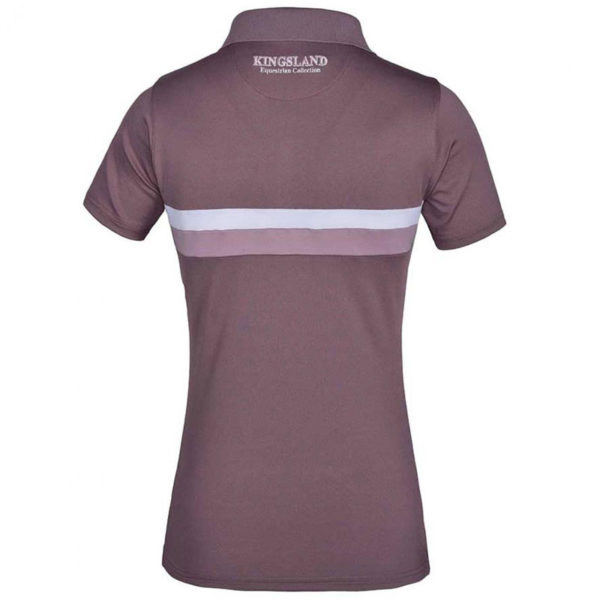 Shirt Kingsland Lukina achterzijde Pink Twilight Mauve